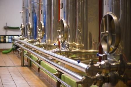 teknik: Olivolja fabriken, olivproduktionen Stockfoto