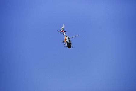 patrol: 2011 in Granada, GRANADA, spain, SPAIN - JUNE 19: Aerobatic Spanish patrol (Eagle Patrol) perform at an airshow (Open day of the airbase Armilla) on June 19 Editorial