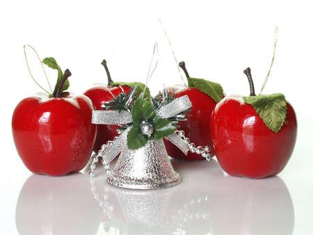handbell: Apples and handbell