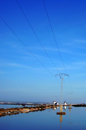 postes: Electrical postes