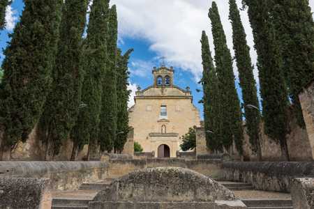 Convent of the Carmelite Saint John of the Cross the summit of Christian mysticism