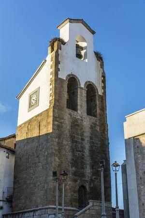 Old church of San Gil of Béjar (Béjar, Salamanca)