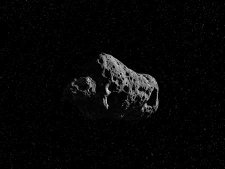 The asteroid Ida