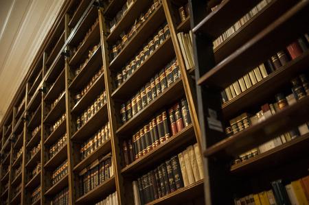 法律に関する専門図書館 報道画像