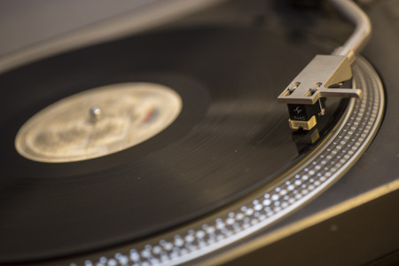 Record player Editorial
