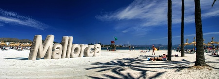 mediterraneo: Mallorca beach