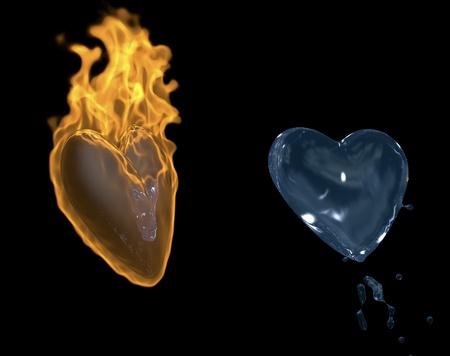 throbbing: hearts