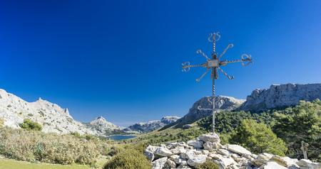 puig major mountain in the Sierra de Tramuntana, Mallorca
