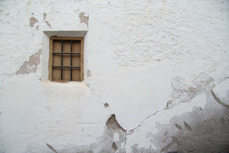 ruinous: Window in La Alpujarra