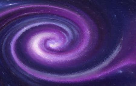 Galaxy, Abstract rainbow background photo