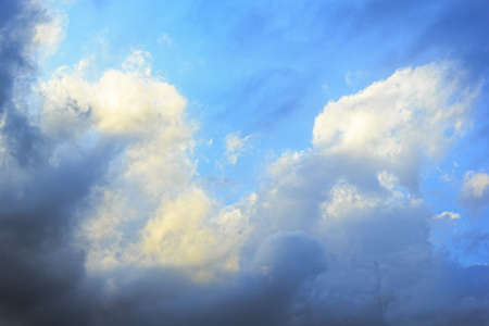Texture, clouds. Storm clouds, can be used as a background or texture for your projects Stock Photo