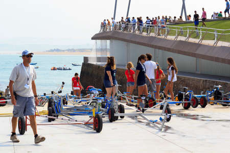 The IV Olympic Sailing World Championships will be held in Santander (Spain) between 8 and 21 September 2014 under the auspices of the International Sailing Federation (ISAF) and the Royal Spanish Sailing Federation.The competitions will be held in sea Ca Redaktionell