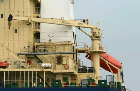 plimsoll: Ship Stock Photo