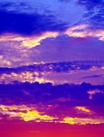bordeau: incredible sunset