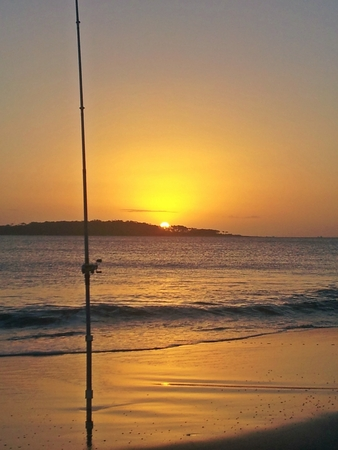 fantastic evening of sport fishing 3 photo
