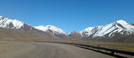 pending: Argentinian routes, high mountain road, Andes Mountains 12