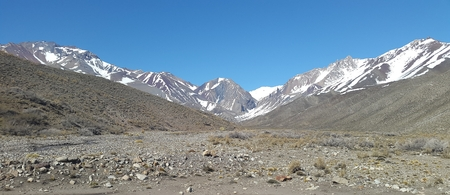 pending: Argentine roads, high mountain road, Andes Mountains 4