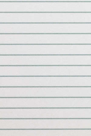 college ruled: Notebook paper texture background