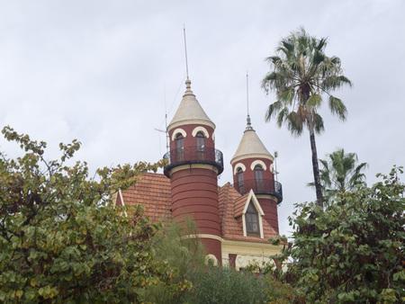 cartagena: Castle, Cartagena, Spain Editorial