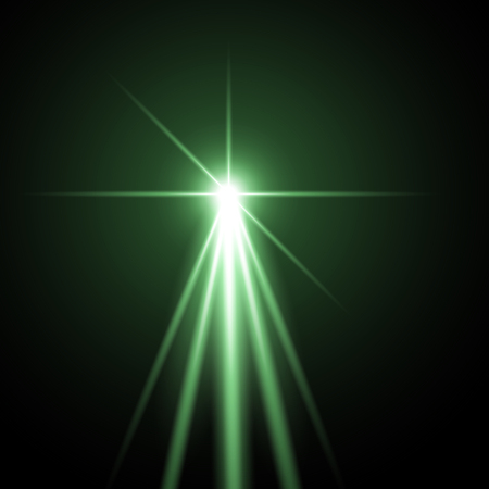 Sun rays icon.