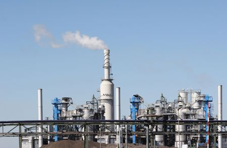 Industrial plant Stock Photo - 794209