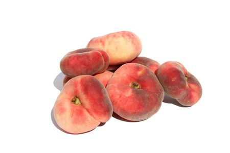 Wild peaches Stock Photo