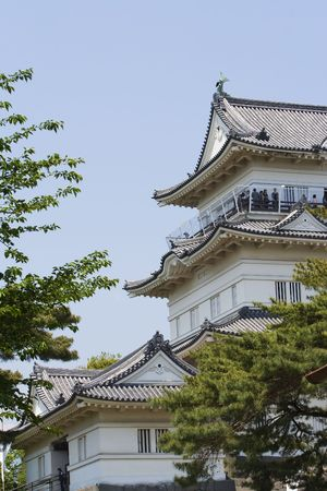 odawara: Odawara castle, japan