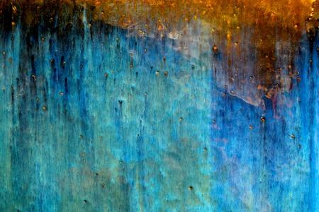 rust: Blue Rust