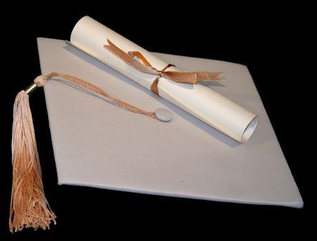 Graduation  Banque d'images - 360006