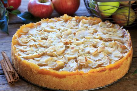 aux: apple pie