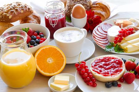 Breakfast 免版税图像