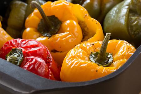 stuffed: stuffed peppers
