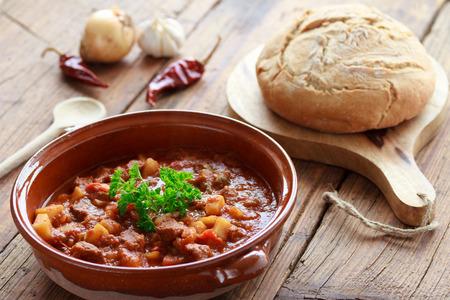goulash: Goulash soup