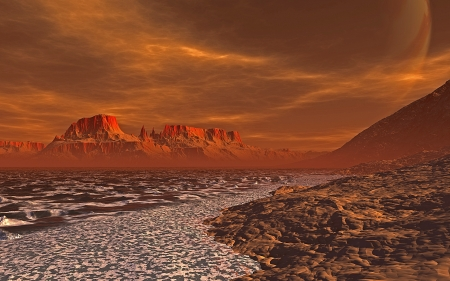 berg: Stone coast