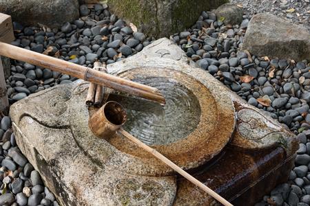 Sacred water.