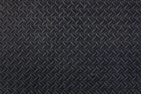 Dirty donkere industriële grip vloer textuur patroon Stockfoto