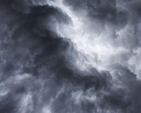 Big storm cloud
