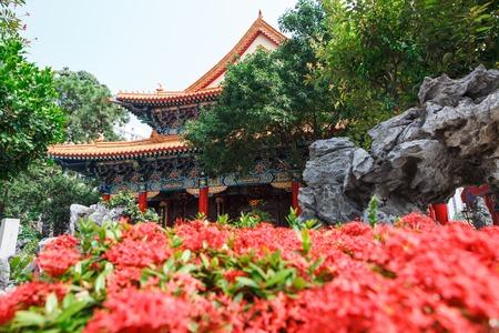 sin: sik sik yuen wong tai sin temple