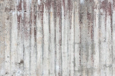 Weathered concrete wall texture outdoors 免版税图像 - 43049909