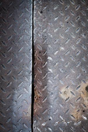 grip: Dirty metal diamond grip pattern texture