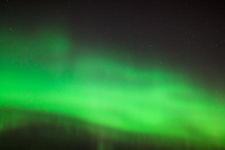 northern lights: Beautiful northern lights aurora borealis background detail