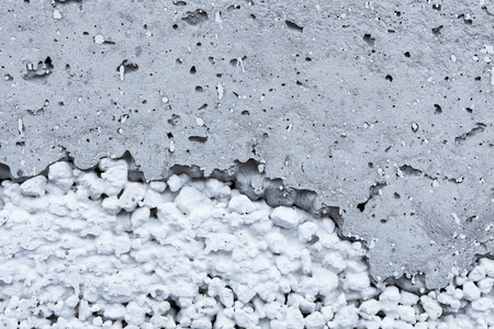 stucco texture: Worn concrete wall closeup texture background