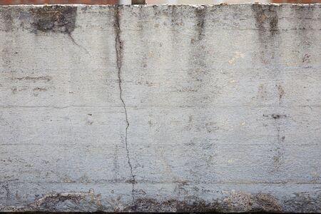 Grey concrete wall weathered texture background Zdjęcie Seryjne