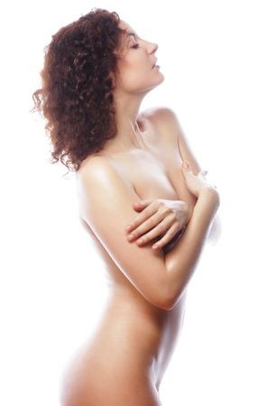 Posen nackt frauen Amateure nackt