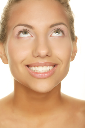 unblemished: unblemished beauty giving you a big smile