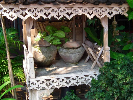 Old Water Pot