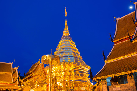 doi: Doi Suthep Chiang Mai, Thailand Stock Photo