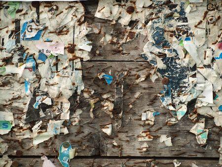 hoarding: Hoarding Stock Photo