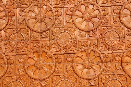 shakti:  the wheel of the law or dhammacakka