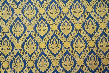 Mural thai temple photo